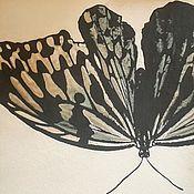 Картины и панно handmade. Livemaster - original item Picture: Chuang Tzu Butterfly.. Handmade.