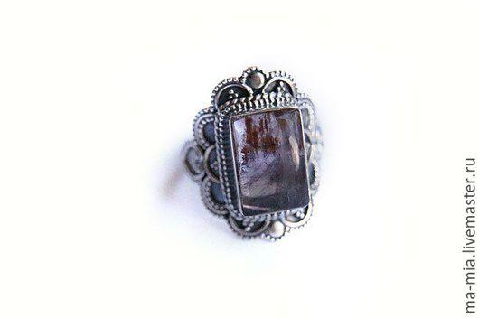 Кольца ручной работы. Ярмарка Мастеров - ручная работа. Купить кольцо Талисман 2.0. Handmade. Комбинированный, редкие камни