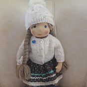 Вальдорфские куклы и звери ручной работы. Ярмарка Мастеров - ручная работа Вальдорфская кукла. Handmade.