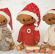 Куклы и игрушки ручной работы. Ярмарка Мастеров - ручная работа МишНиф МишНуф и МишНаф. Handmade.