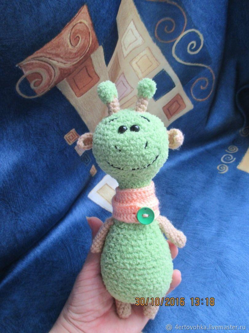 Жирафик, Мягкие игрушки, Казачинское,  Фото №1