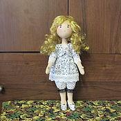 Куклы и игрушки handmade. Livemaster - original item Interior doll Lucy. Handmade.