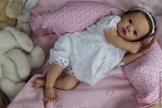 Куклы-младенцы и reborn ручной работы. Ярмарка Мастеров - ручная работа. Купить Настенька)))   Julietta от скульптора Natali Blick. Handmade.