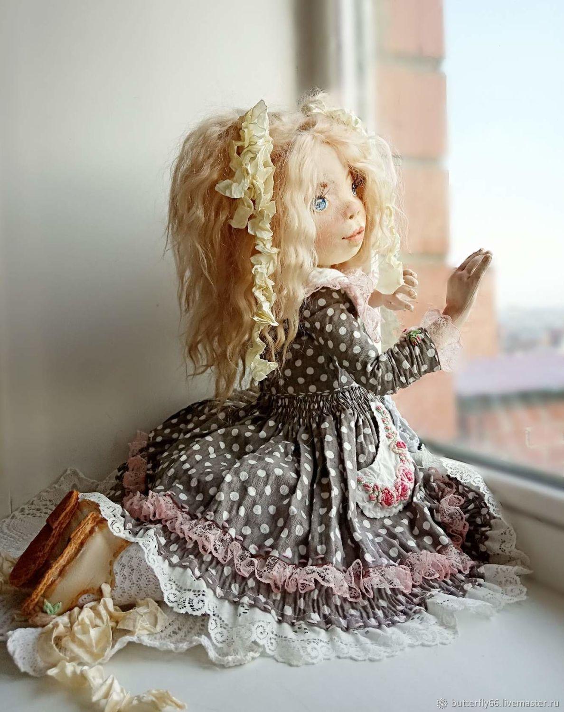 Кукла Сонечка, Шарнирная кукла, Иркутск,  Фото №1