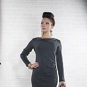 Одежда handmade. Livemaster - original item Olivia dress in gray.. Handmade.