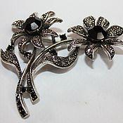 Винтаж handmade. Livemaster - original item Beautiful vintage brooch