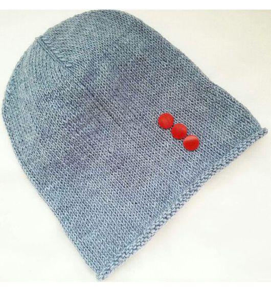 Шапки ручной работы. Ярмарка Мастеров - ручная работа. Купить Вязанная шапка бини. Handmade. Шапка бини, шапка детская