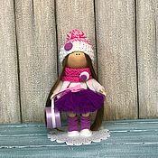 Игрушки ручной работы. Ярмарка Мастеров - ручная работа Текстильная кукла. Handmade.