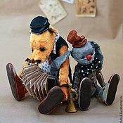 Куклы и игрушки ручной работы. Ярмарка Мастеров - ручная работа Мишка Тедди Клоуны. Handmade.