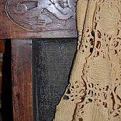 Одежда ручной работы. Ярмарка Мастеров - ручная работа бохо- жилет Светлые локоны июля. Handmade.