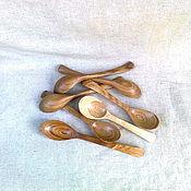 Утварь ручной работы. Ярмарка Мастеров - ручная работа ложки для еды. Handmade.