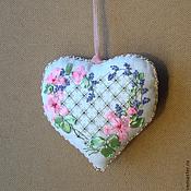 Для дома и интерьера ручной работы. Ярмарка Мастеров - ручная работа Текстильное Сердце. Handmade.
