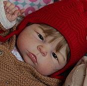 Куклы и игрушки ручной работы. Ярмарка Мастеров - ручная работа Кукла реборн Акира. Handmade.