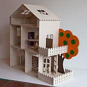 Мини фигурки и статуэтки ручной работы. Ярмарка Мастеров - ручная работа Домики для кукол, мебель, парковки для авто.. Handmade.