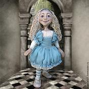 Куклы и игрушки ручной работы. Ярмарка Мастеров - ручная работа Алиса в Стране Чудес.. Handmade.