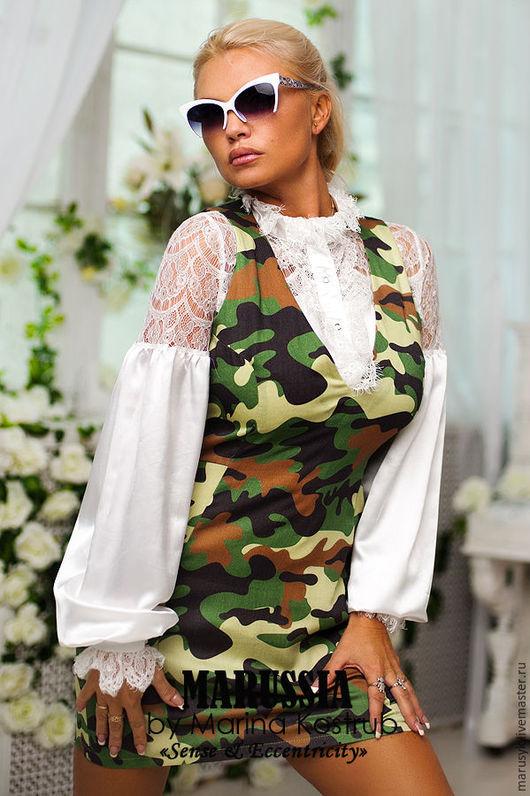 Платья ручной работы. Ярмарка Мастеров - ручная работа. Купить Платье-сарафан-РЧ-37. Handmade. Разноцветный, костюмная шерсть