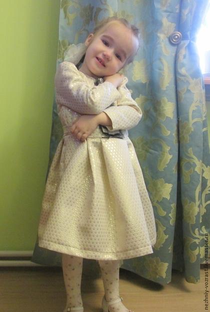 Вязание спицами платье самое интересное в блогах