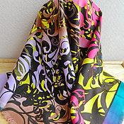 Аксессуары ручной работы. Ярмарка Мастеров - ручная работа Платок ассиметричный. Handmade.
