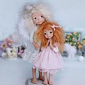 Куклы и игрушки ручной работы. Ярмарка Мастеров - ручная работа Ангелы не спят. Handmade.