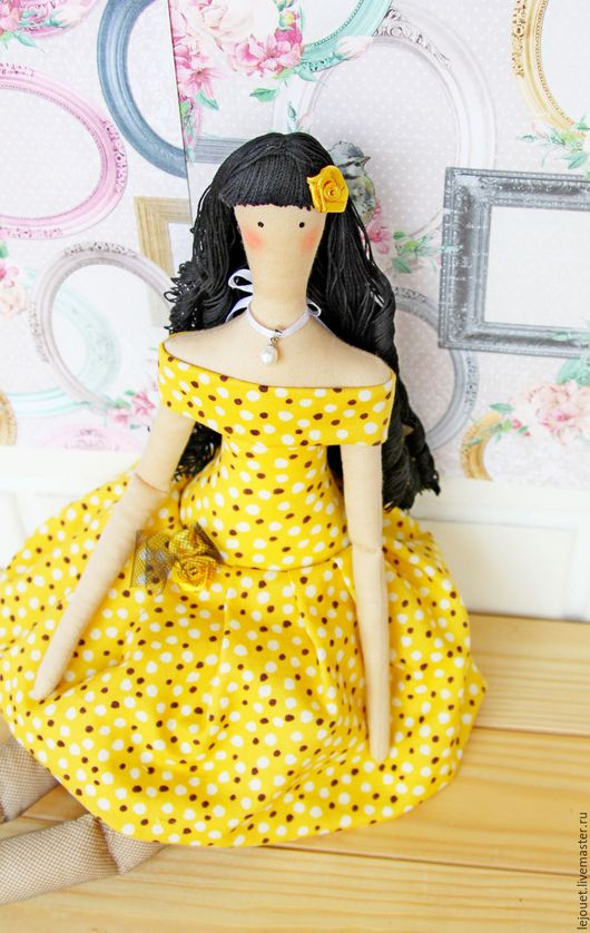 """Куклы Тильды ручной работы. Ярмарка Мастеров - ручная работа. Купить Кукла Тильда """"Испаночка"""". Handmade. Кукла Тильда"""