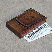 Сувениры и подарки handmade. Livemaster - original item Cigarette case. sigaretta. Personalized gift. Slims.  Thin cigarettes.. Handmade.