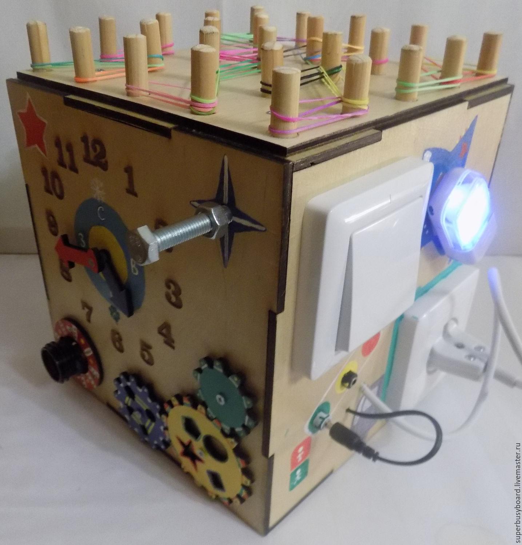 игра внутри куба