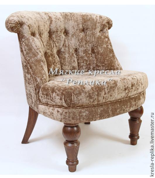 Мебель ручной работы. Ярмарка Мастеров - ручная работа. Купить Будуарное кресло. Handmade. Кресло, кресло пэчворк, кресло для дома