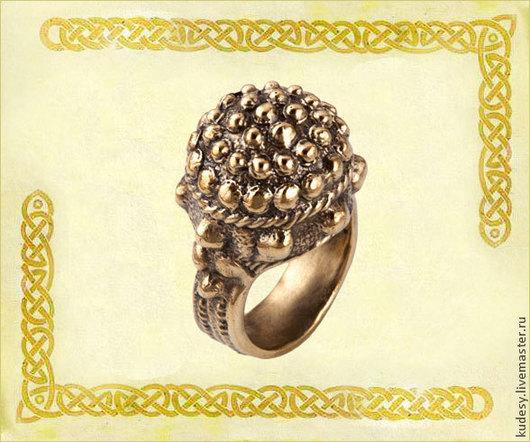 Кольца ручной работы. Ярмарка Мастеров - ручная работа. Купить Перстень. Handmade. Серебряный, кольцо, перстень литой, оберег