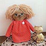 Куклы и игрушки ручной работы. Ярмарка Мастеров - ручная работа Домовенок Кузя- большой. Handmade.