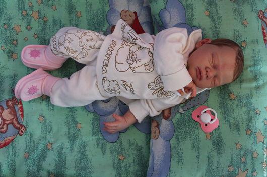 Куклы-младенцы и reborn ручной работы. Ярмарка Мастеров - ручная работа. Купить Скидка Кукла реборн Танюша. Handmade. Кукла