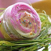 handmade. Livemaster - original item For oily skin rainbow Dessert souffle cleanser. Handmade.