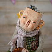 Куклы и игрушки ручной работы. Ярмарка Мастеров - ручная работа Чайни. Handmade.