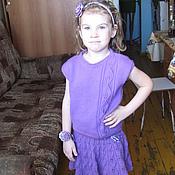 Одежда ручной работы. Ярмарка Мастеров - ручная работа костюм детский. Handmade.