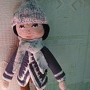 Мягкие игрушки ручной работы. Ярмарка Мастеров - ручная работа Мягкие игрушки: Кукла. Handmade.