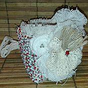 Украшения ручной работы. Ярмарка Мастеров - ручная работа Браслет в стиле Бохо тестильный, расшитый биссером. Handmade.