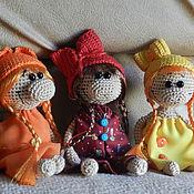 Куклы и игрушки ручной работы. Ярмарка Мастеров - ручная работа Девицы!. Handmade.