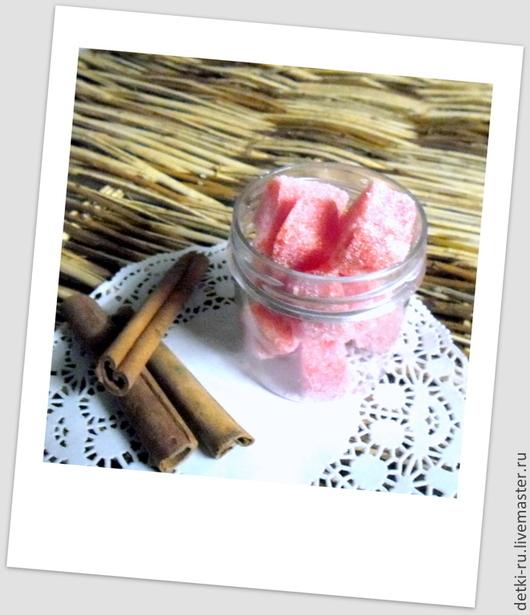 Скраб ручной работы. Ярмарка Мастеров - ручная работа. Купить Сахарный скраб для лица и тела. Handmade. Скраб, ароматный подарок