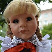 Куклы и игрушки ручной работы. Ярмарка Мастеров - ручная работа Школьная форма для куклы Готц. Handmade.
