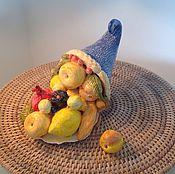 Для дома и интерьера ручной работы. Ярмарка Мастеров - ручная работа Рог Изобилия. Handmade.