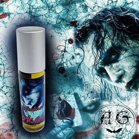 """Натуральные духи ручной работы. Ярмарка Мастеров - ручная работа. Купить """" Joker """" духи натуральные. Handmade. Духи"""