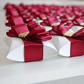 Свадебный салон handmade. Livemaster - original item Bonbonniere. Gift for the guests. Handmade.