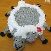 Для дома и интерьера handmade. Livemaster - original item COASTERS of the SHEEP