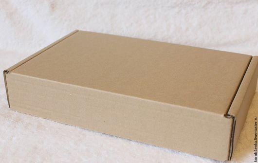 Упаковка ручной работы. Ярмарка Мастеров - ручная работа. Купить Коробки почты России 42,5 x 26,5 x 38 см. Handmade.