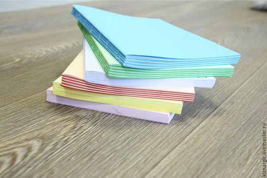 Вышивка ручной работы. Ярмарка Мастеров - ручная работа. Купить Блоки для блокнотов (внутренний блок для блокнота). Handmade. Блокнот, страничка