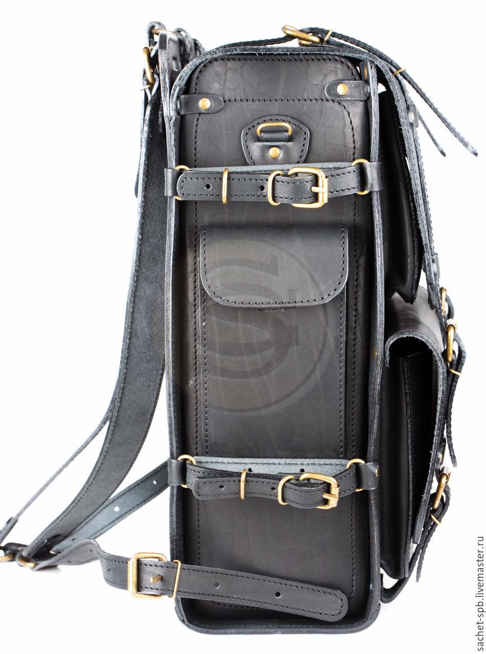 Купить кожанный рюкзак легион чёрный рюкзаки боско спорт купить