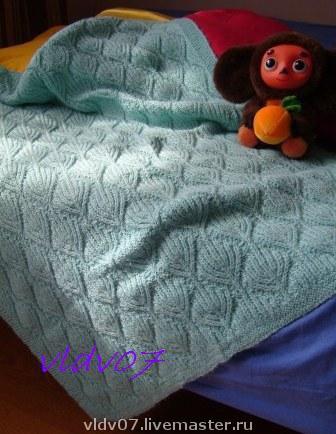 Одеяло для малыша  связать