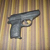 Косметика ручной работы. Ярмарка Мастеров - ручная работа Пистолет. Handmade.