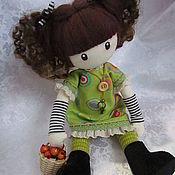 Куклы и игрушки ручной работы. Ярмарка Мастеров - ручная работа Кукла ГАБИ. Handmade.