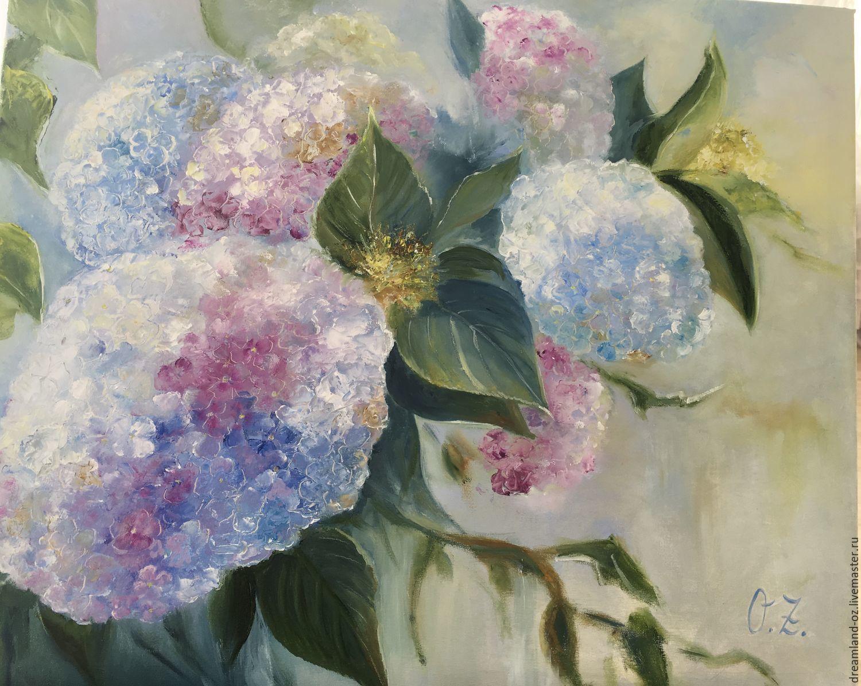 Oil painting ' In openwork pins ', Pictures, Vladivostok,  Фото №1