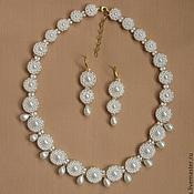 Украшения handmade. Livemaster - original item necklace favorite. Handmade.